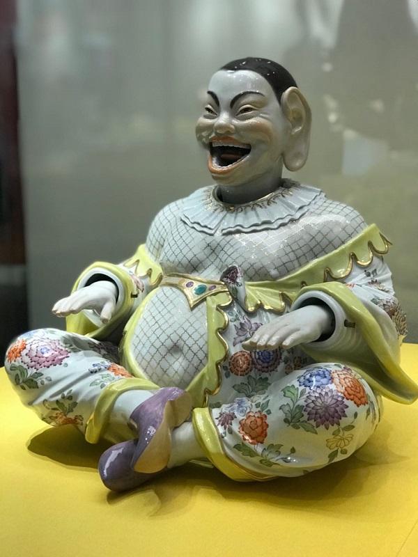 德国梅森瓷器百年臻艺展亮相鼓浪屿故宫外国文物馆